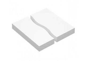 Элемент заполнения полистирольной системы 12 мм