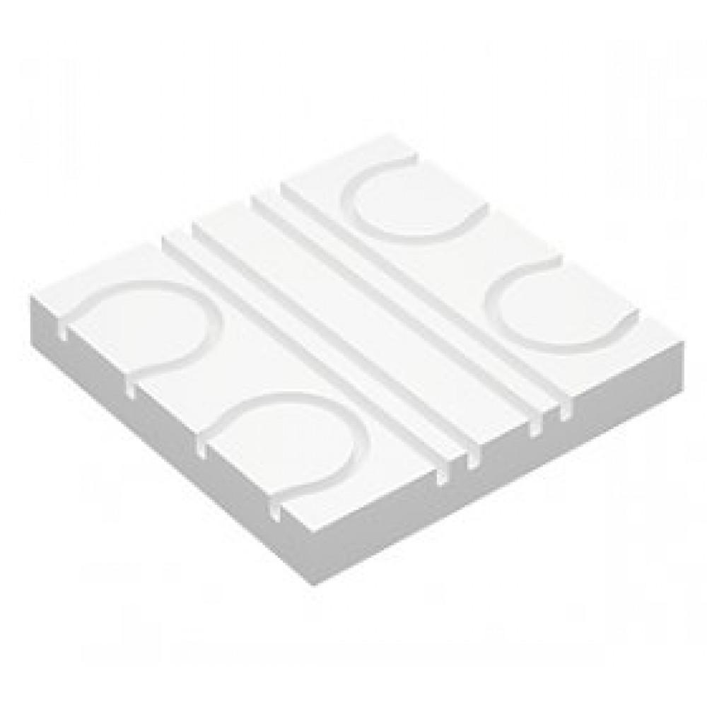 Поворотная пластина полистирольной системы 30/50/70 мм, шаг 300