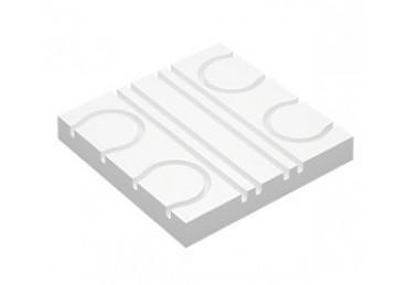 Поворотная пластина полистирольной системы 12 мм, шаг 200 мм